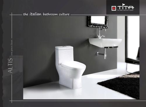 Altis One Piece Toilets