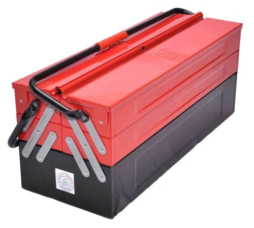 Five Compartment Cantilever Tools Box
