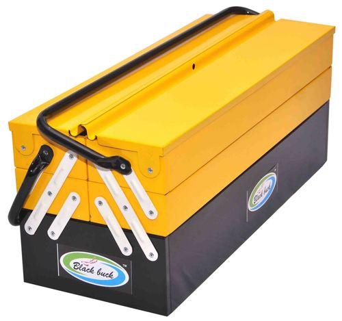 Five Compartment Cantilever Tool Box