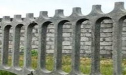 Hollow Bricks for Compound Walls