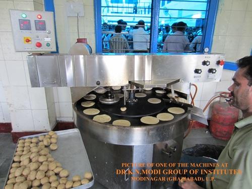 Chapati Making Machine 1000 Roti Per Hour In Ghaziabad