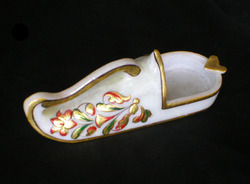 Marble Shoe Type Ashtrays