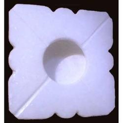 White Marble Ashtrays