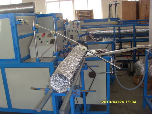 Insulated Duct Machine in   Songjiang District
