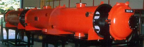 SS Plasma Coating Chamber