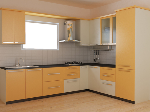 Kitchen cabinets in new delhi suppliers dealers traders for Prefab cabinets near me