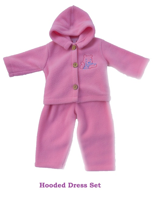 Baby Hooded Dress