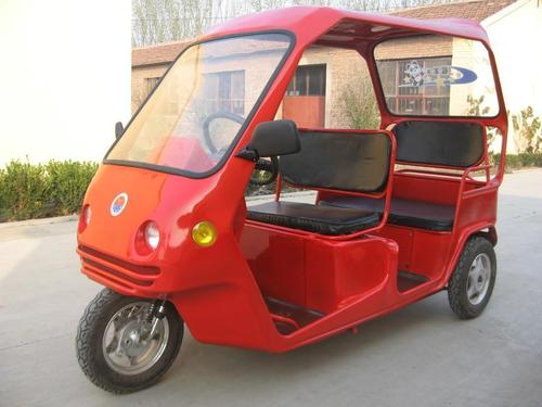 Electric Three Wheeler
