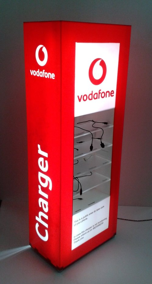 Vodafone Charging Unit  in  Mira Road (East)
