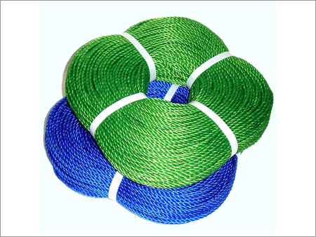 Plastic HDPE Ropes