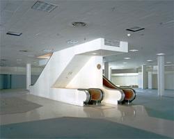 Industrial Building Escalators