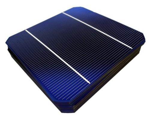 125X125 5'X5'2.8W Monocrystalline Solar Cell For Solar Panel Syatem