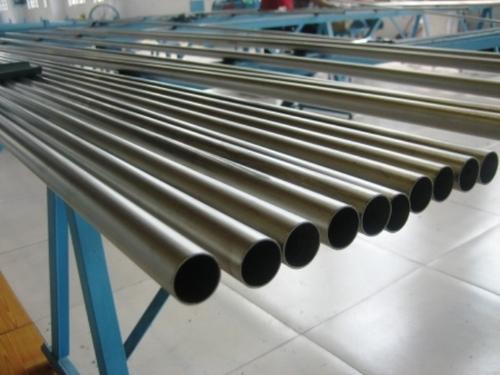 Titanium Heat Exchanger Tubes