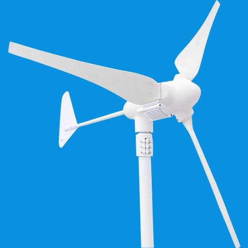 400W Wind Turbine Generator With 12/24V AC 3 Blades