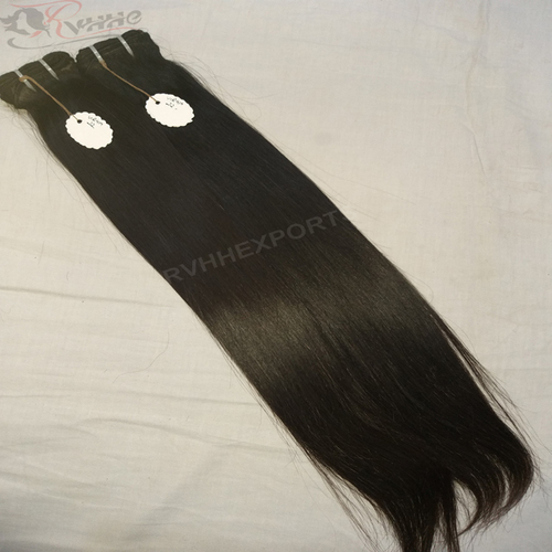 Straight Indian Remy Human Hair Weft