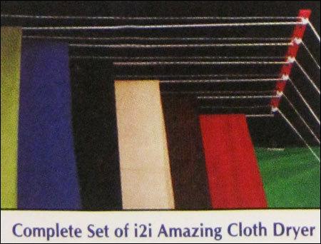 Complete Set Of I2i Amazing Cloth Dryer