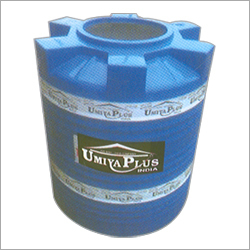 3 Layers Water Tanks