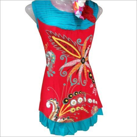 Party Wear Kurti in  Varachha