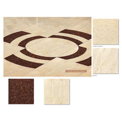Double Charge Floor Tiles (600x600) in  Turbhe