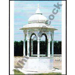 Stone Marble Temple
