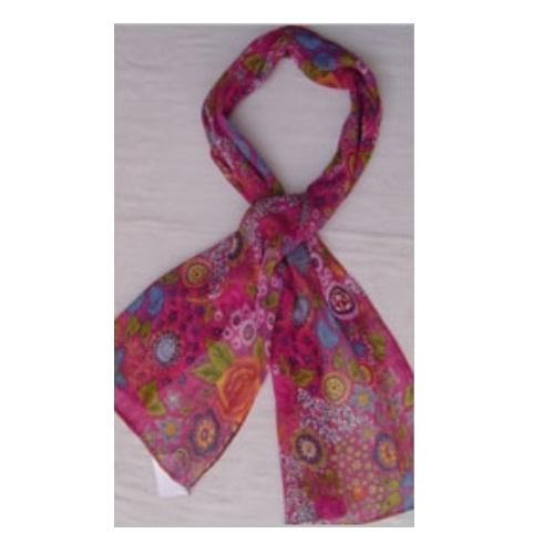 Polyester Print Scarves