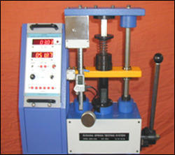 Lever Type Spring Testers
