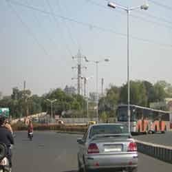 Road Side Light Poles in  Sarkhej