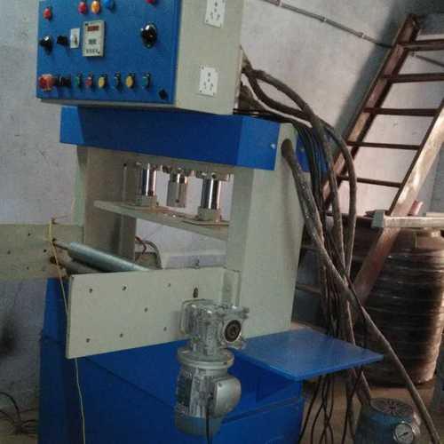 Wrinkle Paper Plate Machine