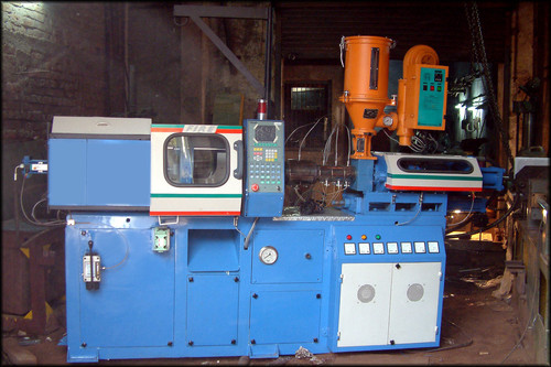 Plastic Injection Moulding Machinery in  Kathwada
