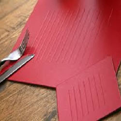 Leather Table Mats In Wazirpur Indl. Area