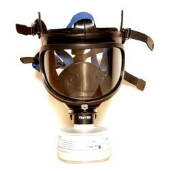 Chlorine Gas Mask With Canister In Ambattur Chennai