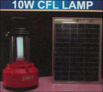 Solar 10w Cfl Lamps