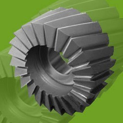 Milling Cutters in  Industrial Area - A