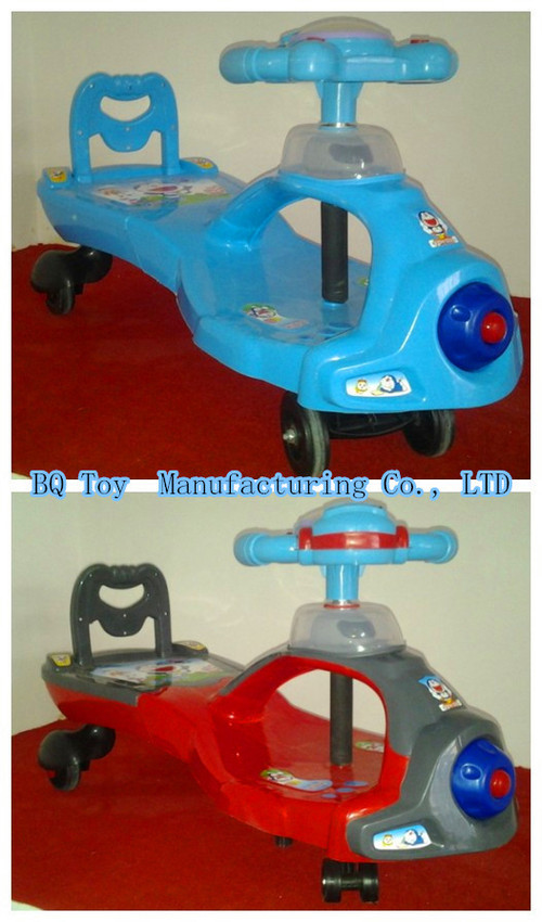 Wiggle Car For Kids