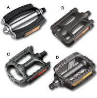 Bicycle Pedals (Bq)