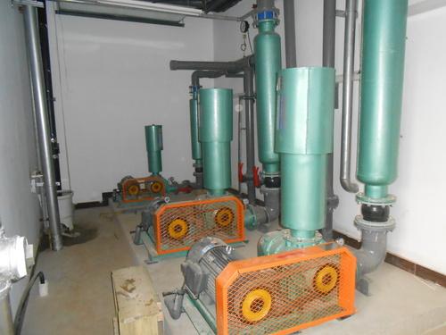 Three Lobe Waste Water Treatment Roots Blower