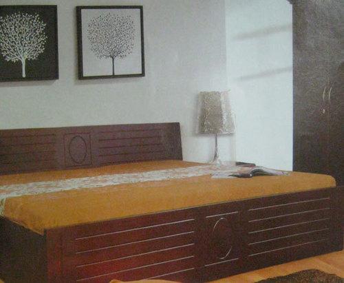 Designer Double Bed In Mansarover Garden New Delhi Zorin Furniture