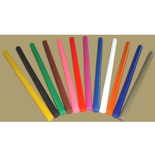Colourful 7mm Hot Melt Glue Stick