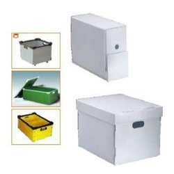E Flute PP Boxes in  Nerul
