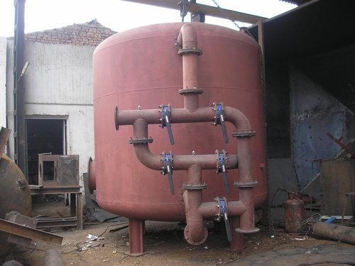 Pressure Sand Filter in  Vatva Phase-I