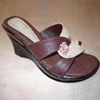 PVC High Heel Sandals