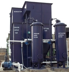Institutional Sewage Treatment Plant