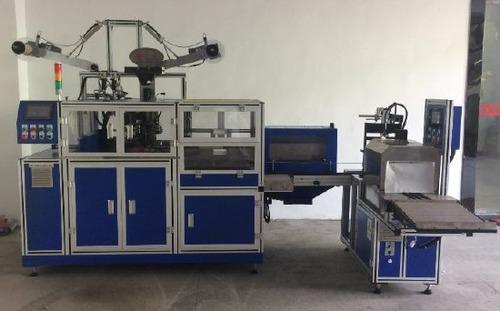 Plate Packing Machine in   No. 22 District Xiexia