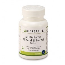 Multi Vitamins Minerals And Herbal Tablet