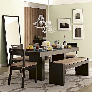 Contemporary 6 Seater Dining Table Country India