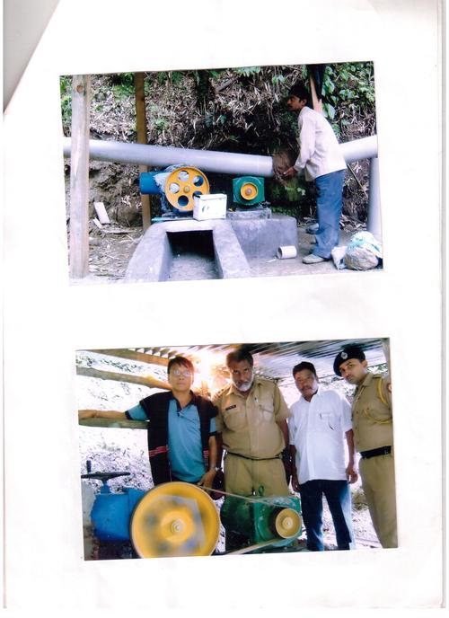 Micro Hydro Turbines (Upto 100KW) in  Najafgarh