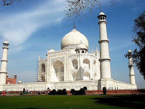 Taj Mahal 06 Nights And 07 Days Tour Package