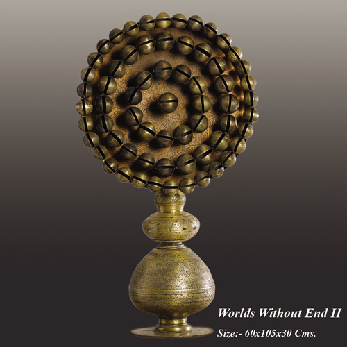 World Without End II Metal Sculpture