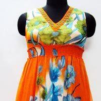 Cotton Fancy Dresses
