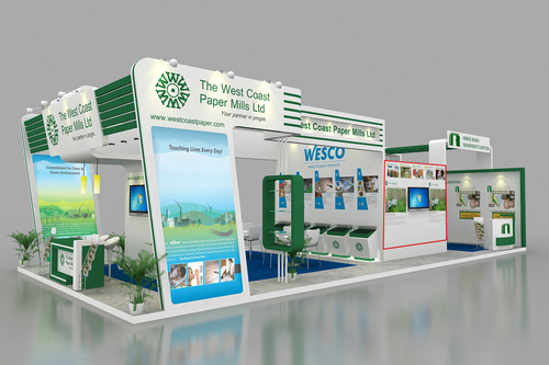 Exhibition Stall Names : Exhibition stall design service in gavipuram extension